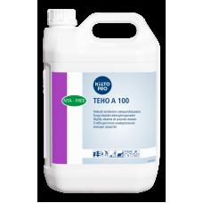 Слабощелочное средство для удаления жирной и пылевидной грязи, сажи, муки, KIILTO TEHO A 100, 5 л (3 шт/упак), арт. 205120