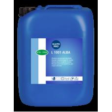 Щелочной усилитель для удаления масляных и жировых загрязнений, L 1001 ALBA, 20 л, арт. 205168