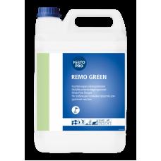 Сильнощелочное средство для удаления мастики, KIILTO REMO GREEN, 5 л (3 шт/упак), арт. 41075