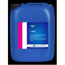 Усилитель стирки на основе ПАВ и энзимов для белья, используемого в учреждениях и гостиницах, L 5002, 20 л, арт. 205149