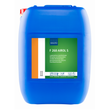 Дезинфицирующее средство на основе перуксусной кислоты, F 268 AIROL S, 20 л, арт. 205246
