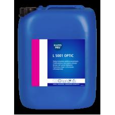 Усилитель стирки на основе ПАВ и энзимов с содержанием оптического отбеливателя, L 5001 OPTIC, 20 л, арт. 205209