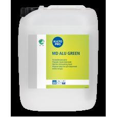 Сильнощелочное моющее средство для алюминиевой посуды, KIILTO MD ALU GREEN, 20 л, арт. 63056