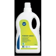 Порошок для машинной мойки посуды, KIILTO POWDER GREEN, 1,6 кг (4 шт/упак), арт. 63219