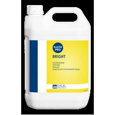 Ополаскивающее средство для мягкой воды и воды средней жесткости, KIILTO BRIGHT, 5 л (3 шт/упак), арт. 205042