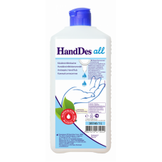 HANDDES ALL (ХЕНДДЕЗ ОЛЛ) — Безспиртовой кожный антисептик, 1 л, арт. 205140
