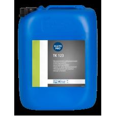 TK 123 (ТК 123) — Промышленное щелочное средство для обработки металлов pH 13,5, 20 л, арт. 423505
