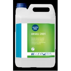 Нейтральное моющее средство для глянцевых полов и стеклянных поверхностей, KIILTO AKSELI 2001, 5 л (3 шт/упак), арт. T7087.005