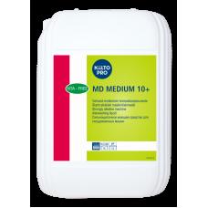 Сильнощелочное моющее средство для жесткой воды, KIILTO MD MEDIUM 10+, 10 л, арт. 205057