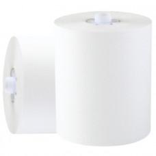 Бумажные полотенца в рулонах Lime Matic, 1 слой, 200 м, белый (6 шт/упак), арт. 520200