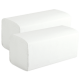 Бумажные полотенца V-сложения , размер 23*24 см, 250 листов, 1 слой, белый (V / ZZ-сложение) (20 шт/упак), арт. 210650
