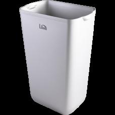 Корзина для мусора Lime 23 л, металлик, арт. A74201SATS