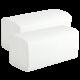 Бумажные полотенца V-сложения , размер 23*24 см, 250 листов, 1 слой, белый (V / ZZ-сложение) (20 шт/упак), арт. 210450