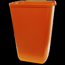 Корзина для мусора Lime 23 л,оранжевый, арт. A74201ARS