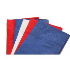 Салфетки сервировочные бумажные Lime 3 слоя 33*33 см 90 шт., черный, арт. 810150