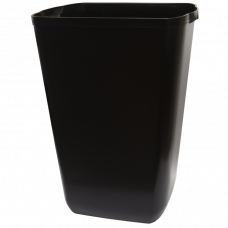 Корзина для мусора Lime 23 л, черный, арт. A74201NES