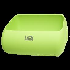 Держатель мешка для корзины Lime 23 л, зеленый, арт. A74401VES