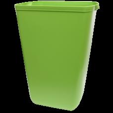 Корзина для мусора Lime 23 л, зеленый, арт. A74201VES