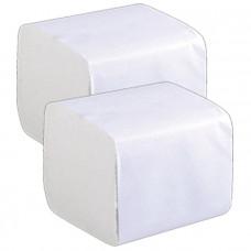 Салфетки для диспенсеров Lime, 1 слой, 100 листов, белый, размер 18*24 см., арт. 247100