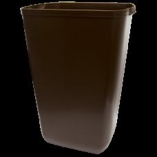 Корзина для мусора Lime 23 л, коричневый, арт. A74201MAS