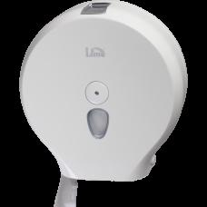 Диспенсер для туалетной бумаги в рулонах до 200 м, белый, арт. 915200