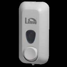 Диспенсеры для жидкого мыла Lime объем 0,55 л, белый, арт. A71411S