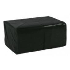 Салфетки сервировочные бумажные Lime 2 слоя 24*24 см 250 шт., черный, арт. 510150