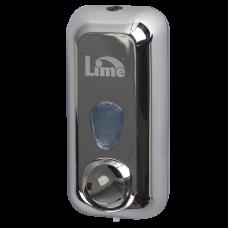 Диспенсеры для жидкого мыла Lime объем 0,55 л, хром, арт. A71400S