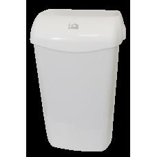 Корзина для мусора Lime 11 л, белый, арт. 974110