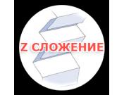 Полотенца бумажные листовые Z-сложения