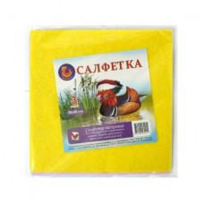 Салфетка вискозная МАНДАРИНКА 3 шт. в п/п уп. 30 x 30 см, арт. 36/