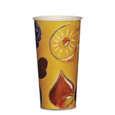 Стакан для холодных напитков 630 мл бумажный (50 шт/уп)