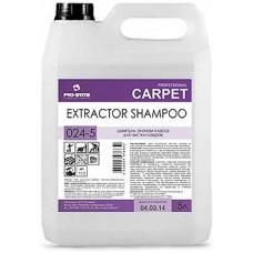 Extractor Shampoo 1л шампунь  для чистки ковров с дез. эффектом (024-1)