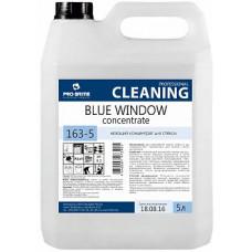 Blue Window Concentrate, 5 л., Моющий концентрат для стёкол, арт. 163-5