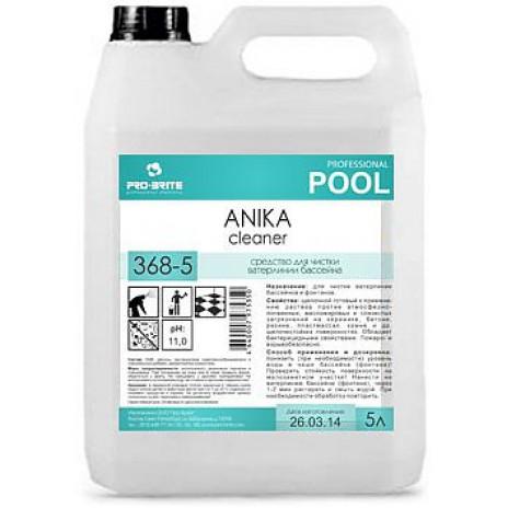 Anika Cleaner Средство для чистки ватерлинии бассейна арт 368-5 л, 368- 0,5 л, Pro-Brite