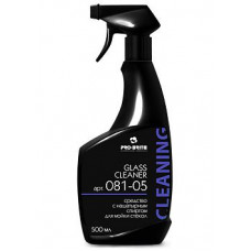 Glass Cleaner 0,5л  ср-во д/стёкол 081-05