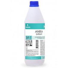 Anika Brilliant, 1 л. - Концентрат для чистки бассейна от жиров, мыла и грязи, арт. 369-1