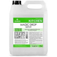 Magic Drop. Apricot 5л  ср-во для мытья посуды (173-5)