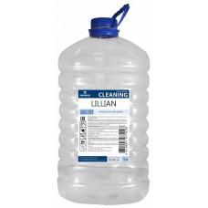 Lillian 5л жидкое мыло без запаха арт.182-5П, ПЭТ-канистра
