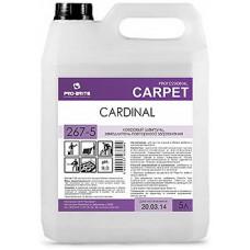 Cardinal, Ковровый шампунь, замедлитель повторного загрязнения, 5 л, арт. 267-5