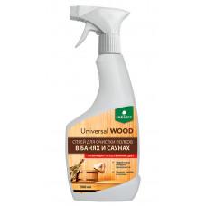 Спрей для очистки полок в банях и саунах Universal Wood 0,5 л, арт. 264-05