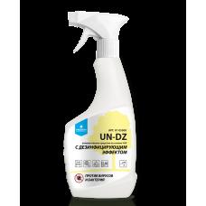 UN-DZ Универсальное средство для поверхностей на основе ЧАС с дезинфицирующим эффектом, 500 мл (HDPE бутылка+ триггер)