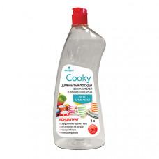 Гель для мытья посуды вручную Cooky 1 л., арт. 132-1