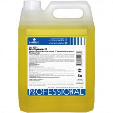 Средство для мытья полов Multipower E Citrus 5 л, арт. 231-5