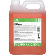 Средство для чистки акриловых поверхностей Bath Acryl 5 л, арт. 189-5
