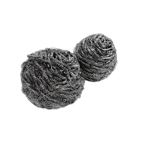 Спираль очищающая Vileda  Инокс, 40 г (10 шт/уп), арт. 100787, Vileda Professional