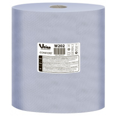 Протирочный материал Veiro Professional Comfort, 1000 листов 33 х 35 см, 2 слоя, 350 м, арт. 202 W