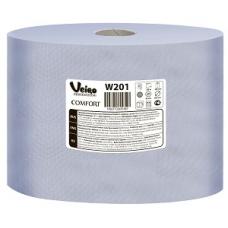 Протирочный материал Veiro Professional Comfort, 1000 листов 24 х 35 см, 2 слоя, 350 м, арт. W201