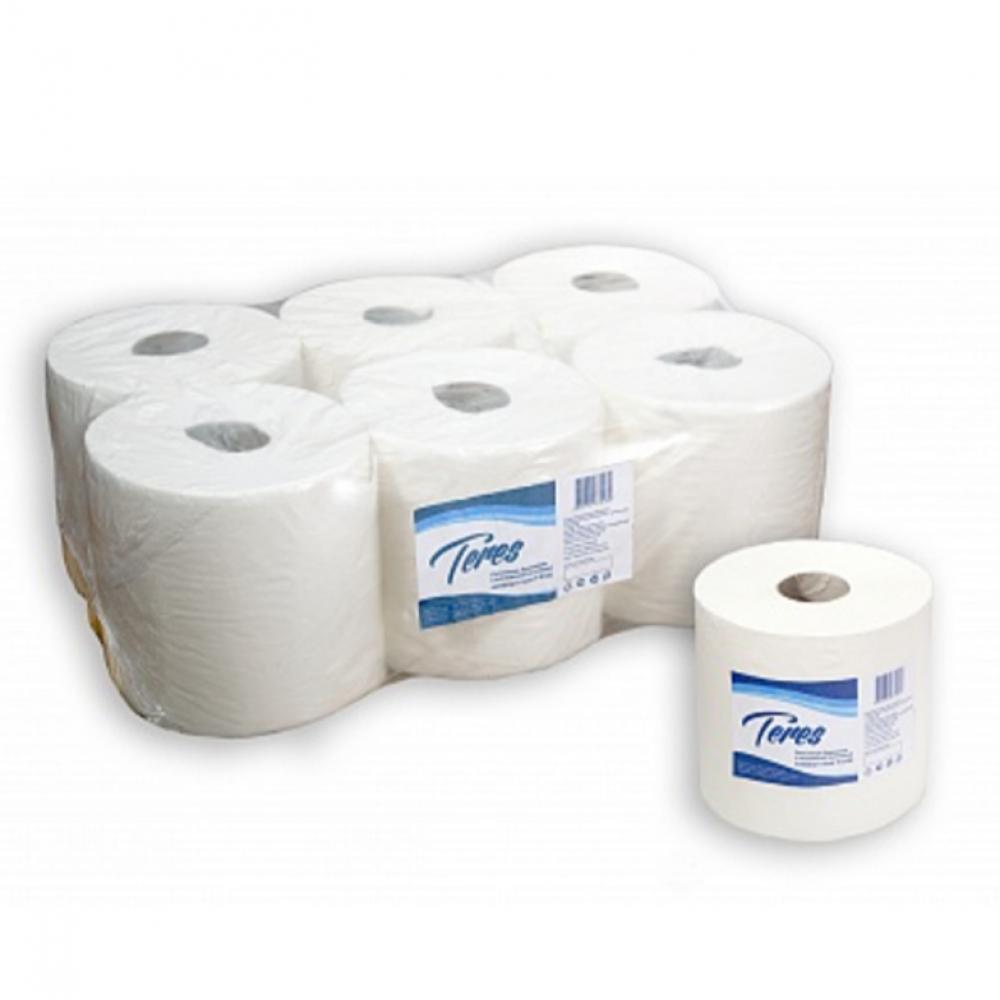 Бумажные рулонные полотенца в Москве - цены опт и розница!