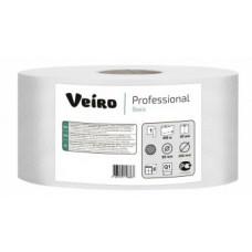 Бумага туалетная в больших рулонах MAXI, 1 слой, 420 м, белый, рул (6 шт/упак), арт. MAXI